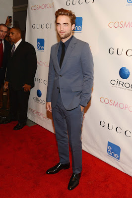 PCEDP … Awards 2012. Man of the Year to Robert Pattinson